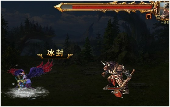 弓手公会祭坛战斗