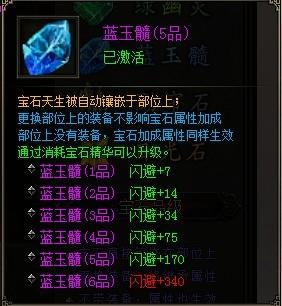 蓝玉髓展示
