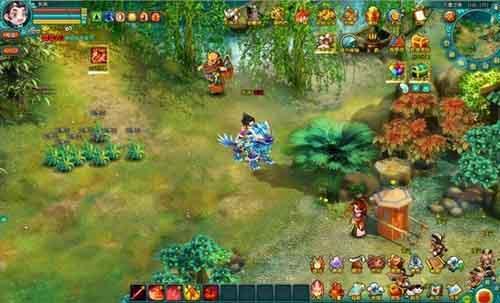 三界西游2游戏图