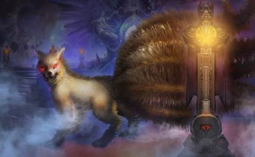 新增boss九尾妖狐