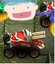 跨服战战车变形