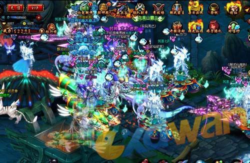 仙道劫网页游戏